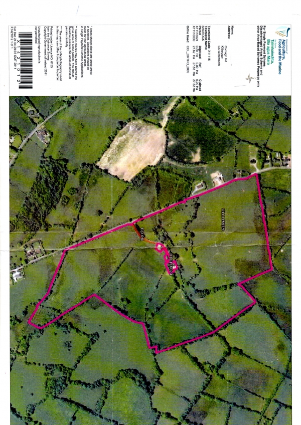 Land for Lease in Moate