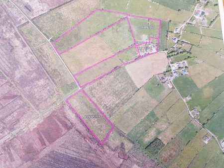 Land For Sale Carrowreagh, Ballygill, Ballinasloe, Co Roscommon