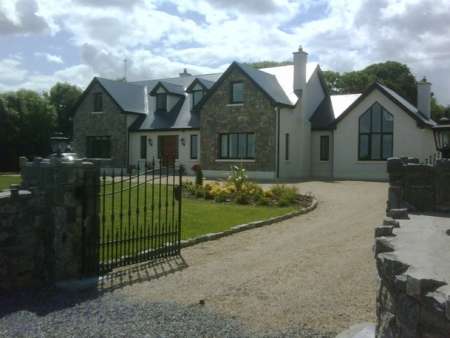 C.75 Acre Farm and Country Residence in Brideswell, Athlone